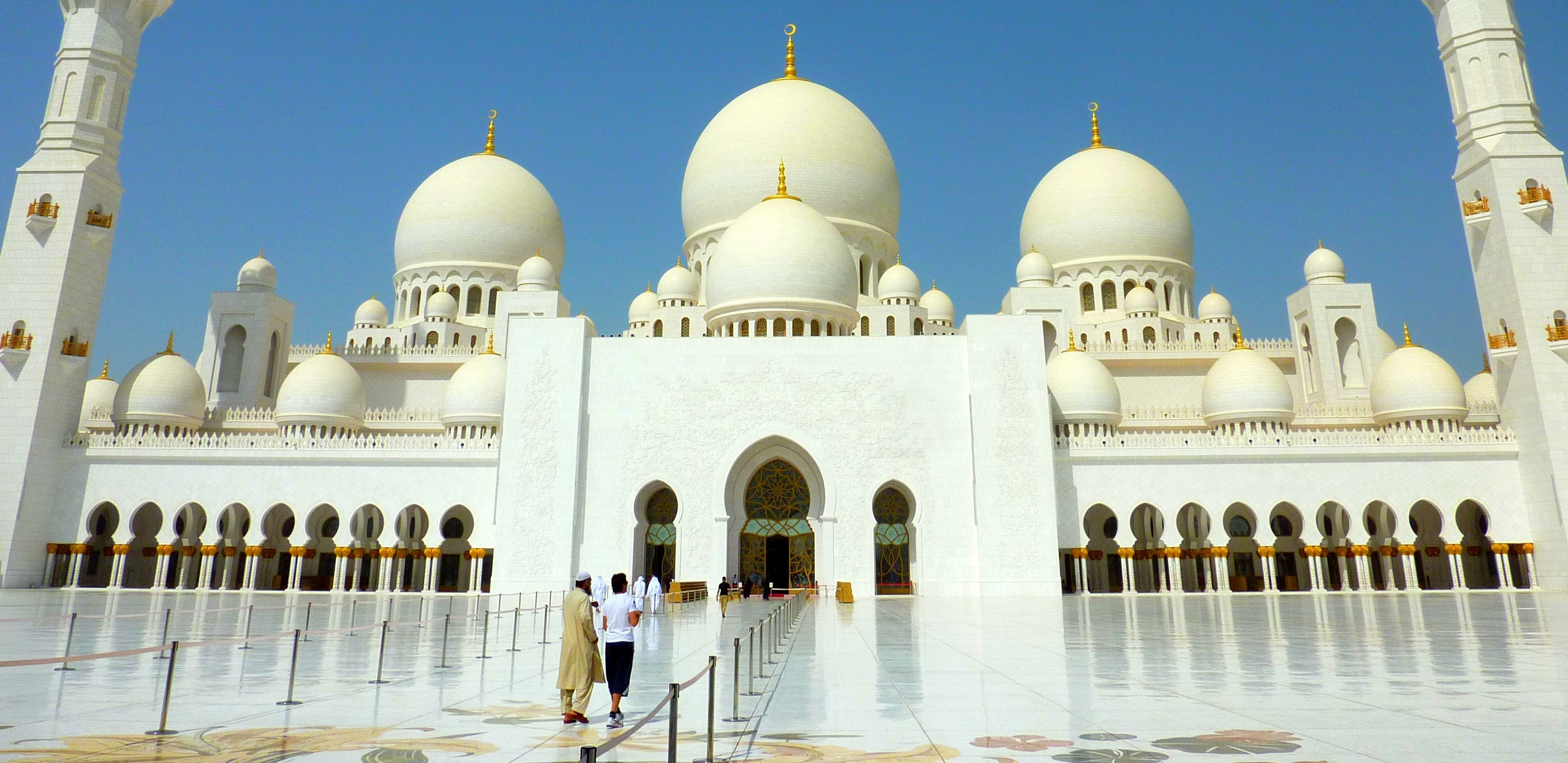 Abu Dhabi-Emirati Arabi